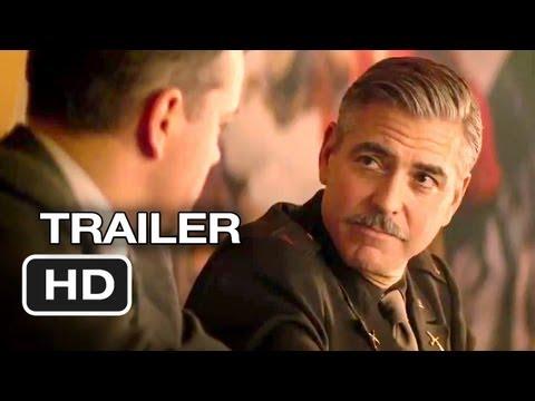 The Monuments Men Official Trailer #1 (2013) - George Clooney, Matt Damon Movie HD