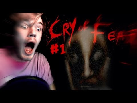 Cry of Fear Walkthrough - Subscribe & join the BRO ARMY! Vote KOTW: http://bit.ly/VOTEpewdie Facebook l http://on.fb.me/p8ksGr Twitter l http://bit.ly/gETQhT Shirts (US) l http://pewd...
