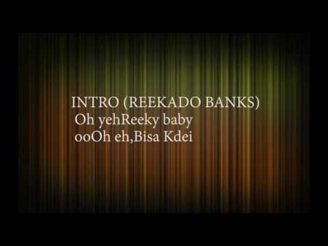 Bisa kdei-feeling ft Reekado Banks official lyrics