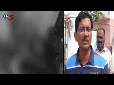 Man Suicide After Killing Wife in Ananthapuram : TV5 News