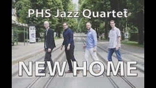 Video PHS Jazz Quartet | New Home | live @BJF2018 Liberec