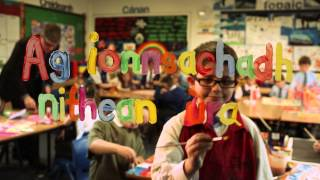 Muckle Hen produced four diverse 30 second adverts for the Gaelic education board Bòrd na Gàidhlig, who wanted to make a national call for Gaelic teachers. T...
