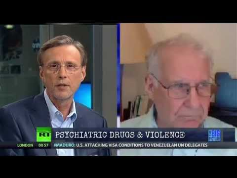 The Role of Psychiatric Drugs in Mass Shootings Dr. Peter Breggin, MD