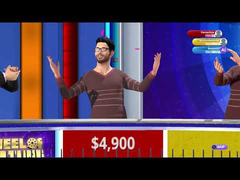 Let's Play Wheel Of Fortune Episode 2 - Vanna The Undying
