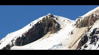 BREAKING NEWS: UFO Hangar Door Opens on top of Mt. Adams/ECETI June 30 2017