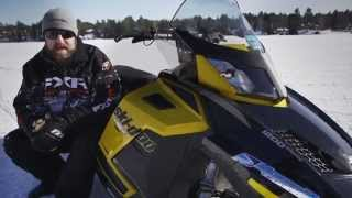 2. TEST RIDE: 2014 Ski-Doo 1200 MXZ TNT