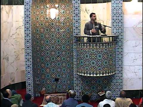 Improve Your Moral Value - by Dr. Ahmad Soboh - Friday Sermon at KFM Culver City, 03/07/2014