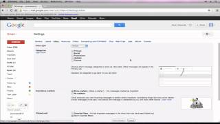 #8 [클라우드 오피스] 지메일 활용법 강좌 (영문) - Revert to Old Gmail Inbox Look (Part 8)