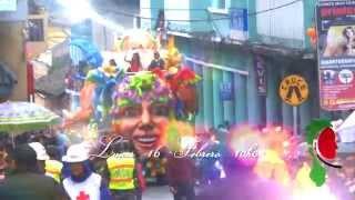 Lunes 16 de Febrero, 10h00. Gran Carnaval de la Alegria