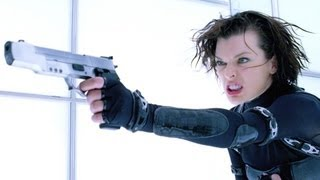 Resident Evil Retribution - Official Trailer (HD)