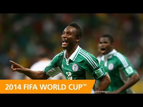 Cup - Featuring interviews with John Obi Mikel, Victor Moses and coach Stephen Keshi, this preview examines what to expect from the African champions (5:27) in Gro...