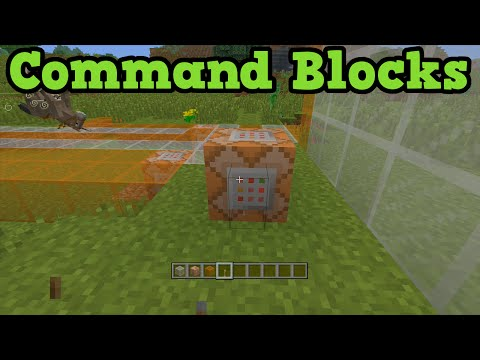 will - This is a video talking about the command block currently in TU19 for Minecraft Xbox 360 and Minecraft PS3. Why is it there? When will it work? Will it ever be coming? These are questions I...