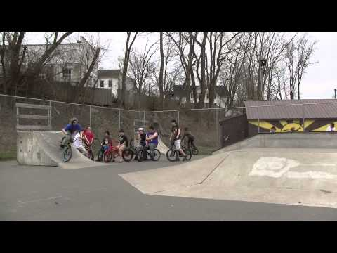 One Spot One Shot: New Milford Funbox