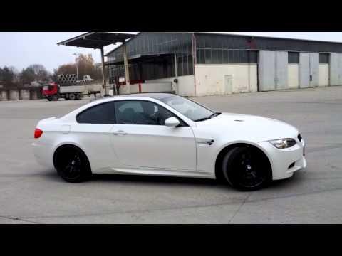 Bmw m3 coupe white фотка