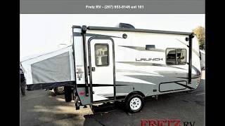 7. 2018 Starcraft Launch Outfitter 7 16RB Hybrid Light Weight Travel Trailer Camper Sale at Fretz RV