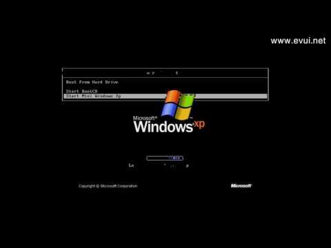 Thay đổi mật khẩu trong win bằng phần mềm Hirenboot