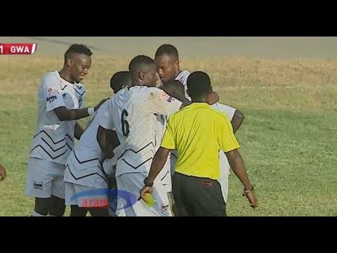 Highlights | Polisi Tanzania (1-1) ikilazimishwa sare na Gwambina - VPL 19/10/2020