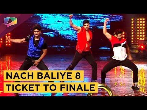 Nach Baliye 8 Finale Rehearsals | Divek| Monaya |