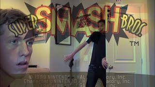 "The Super Smash Bros. Bandit (""Attempt"" at Short Comedy Skit) – Video Project **Happy 17th Anniversary"