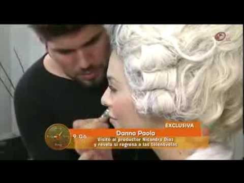 Danna Paola - Posible Regreso a las Telenovelas