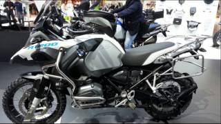 8. 2014 bmw r1200gs adventure