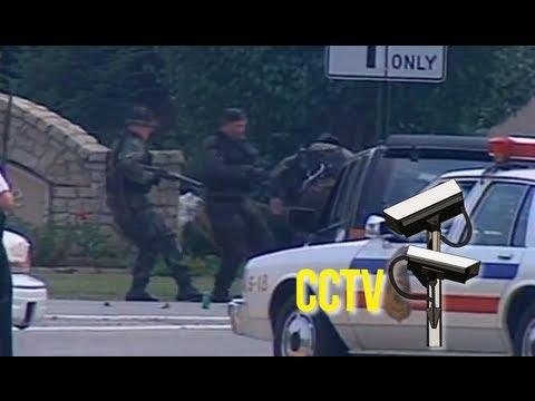 神準狙擊手擊落歹徒手上的槍,而歹徒毫髮無傷!
