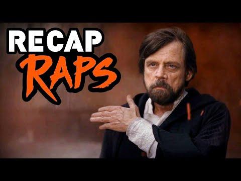 Star Wars: The Last Jedi Recap Rap