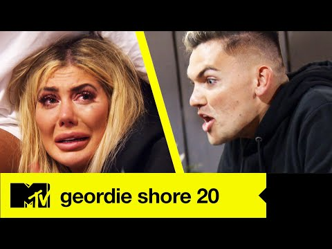 EP #8 CATCH UP: Chloe And Sam Split And Leave The Geordie House | Geordie Shore 20