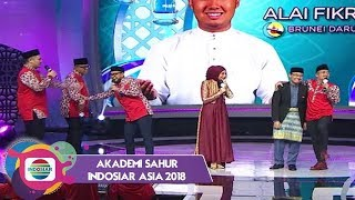 Video Persaingan Berlanjut!! Battle Merayu Uyaina Antara Abdel & Alai Fikri Part 2 | Aksi Asia 2018 MP3, 3GP, MP4, WEBM, AVI, FLV Juni 2019