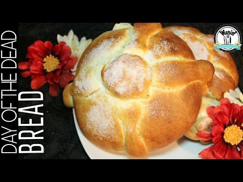 DAY OF THE DEAD BREAD RECIPE