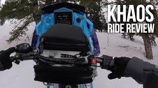 8. Polaris Khaos 850 Ride Review