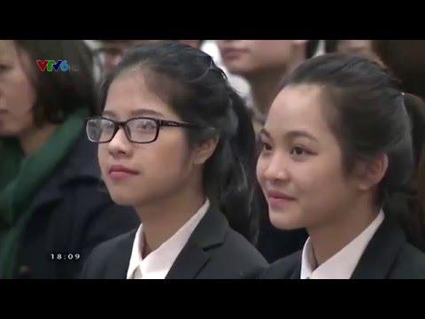 VTV6 - Dự án Doanh nhân trẻ tương lai