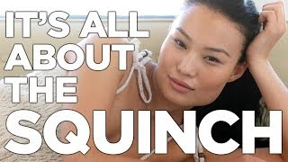 Video It's all about the Squinch! MP3, 3GP, MP4, WEBM, AVI, FLV Oktober 2018