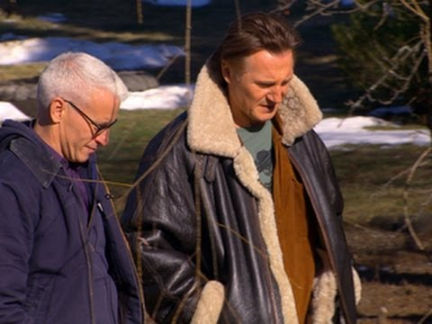 Liam Neeson - Liam Neeson and Anderson Cooper have a heart-to-heart about living with grief after the death of a loved one. Not your usual entertainment interview.