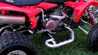 9. honda trx450r 2006