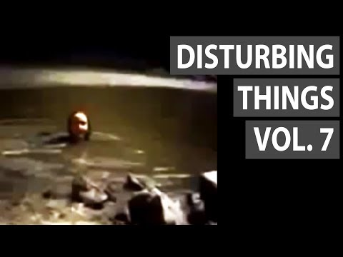 Disturbing Things From Around The Internet [vol. 7]