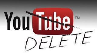 How To Delete Youtube Account Or Channel 2015 [ In Hindi ]