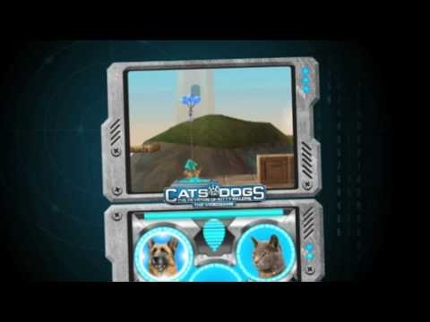 Cats & Dogs 2 The Revenge of Kitty Galore The Game | gameplay trailer