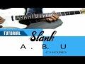 Belajar Chord Lagu SLANK - A .B .U