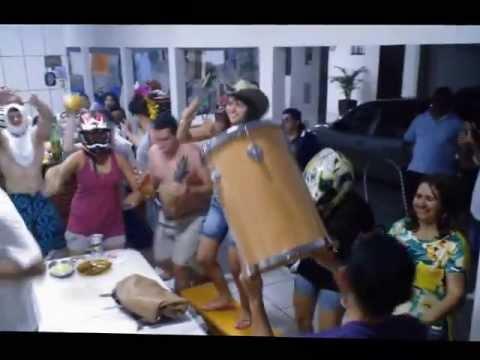 Harlem Shake  dos Bié`s na casa do Parula - Alto Garças-MT