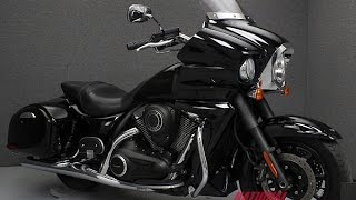 2. 2012  KAWASAKI  VN1700 VULCAN 1700 VAQUERO  - National Powersports Distributors