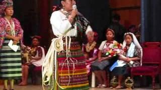 Princesa Indigena Nacional Mensaje