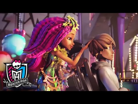 Monster High™ | A Welcome Makeover! |  Cartoons for Kids