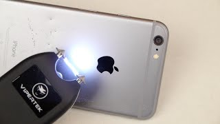 What Happens If You Taser an iPhone 6 Plus?