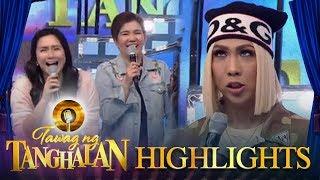 Video Tawag ng Tanghalan: Mariel likes it everytime Vice Ganda rolls his eyes MP3, 3GP, MP4, WEBM, AVI, FLV Agustus 2018