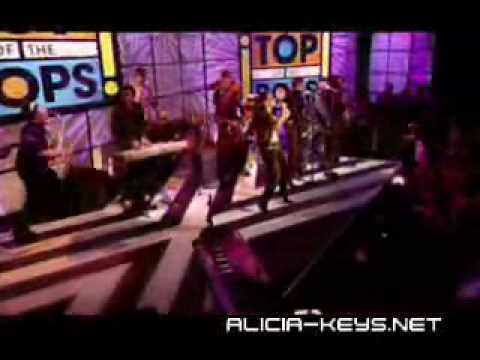 Alicia Keys - Girlfriend (Live @ Top Of The Pops 2002)