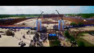 "Dickies Arena ""Let the Dirt Fly"" groundbreaking ceremony"