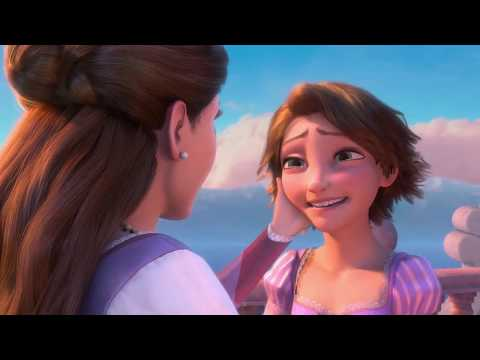 Tangled (2010) - Family Reunited Scene (10/10) | Cartoon Clips