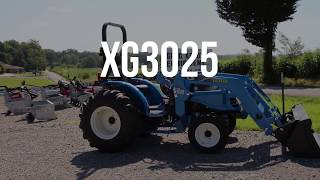 5. LS Tractor XG3025 | Greg Abbott Equipment