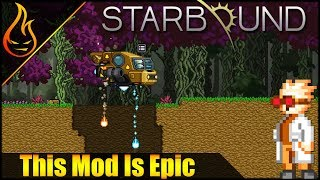 This a Starbound Customizable Shuttlecraft Mod Spotlight video. In it, we take a look at the Starbound mod Customizable ...
